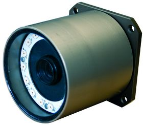 The  CCD matrix camera used for the ELSIDE application